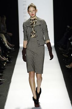 Diane von Furstenberg   Fall 2006 Ready-to-Wear Collection