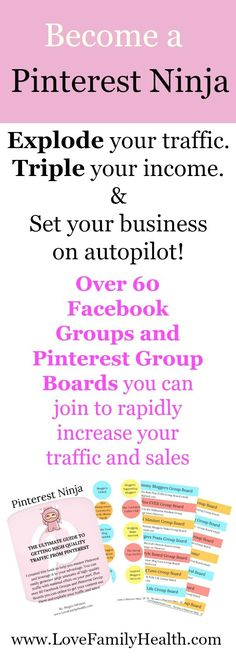 EXPLODE your traffic, TRIPLE your income and set your business on autopilot!