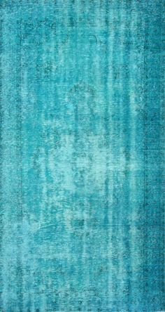 Rugs USA Overdye ACC594A Turquoise Rug