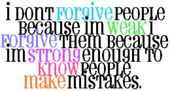 forgive...it is hard to do and you will be the better person if you can!