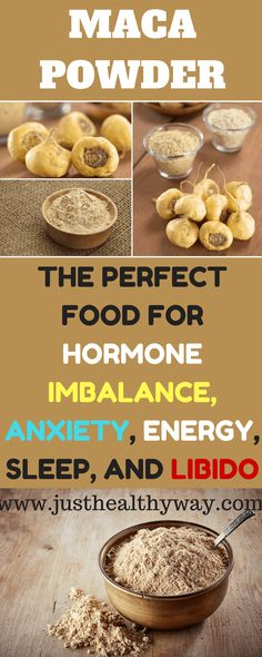 Maca Powder: The Perfect Food For Hormone Imbalance, Anxiety, Energy, Sleep, And Libido - Page 2 of 2 - Just Healthy Way Food For Hormonal Imbalance, Hormone Imbalance Symptoms, Déséquilibre Hormonal, Hormone Diet, Nutrition Holistique, Holistic Nutrition, Muscle Nutrition, Maca Pulver, Menopause Diet