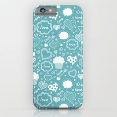 Love iPhone & iPod Case by Valendji | Society6