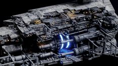 Sci Fi Miniatures, Imperial Army, Star Wars Models, Military Gear, Star Destroyer, Lego Creations, Cutaway, Starwars, Prompts