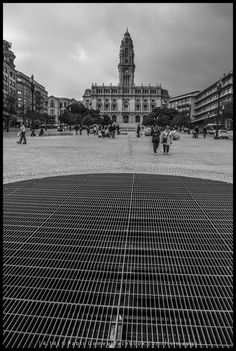 Câmara Municipal do Porto, Av. dos Aliados / Ayuntamiento de Oporto, Av. de los Aliados / Oporto City Council, Allies Avenue [2014 - Porto / Oporto - Portugal] #fotografia #fotografias #photography #foto #fotos #photo #photos #local #locais #locals #cidade #cidades #ciudad #ciudades #city #cities #europa #europe #baixa #baja #downtown @Visit Portugal @ePortugal @WeBook Porto @OPORTO COOL @Oporto Lobers