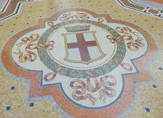 milan mozaique