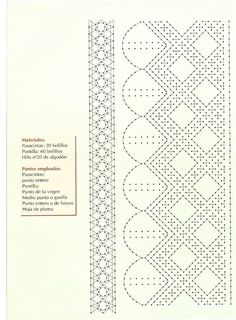Labores de Bolillos 10 Bobbin Lacemaking, Bobbin Lace Patterns, Lace Making, Doilies, Tatting, Album, Bullet Journal, How To Make, Sissi