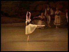 Polina Semionova - Giselle (Variation) - Mariinsky 2008