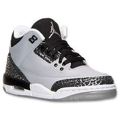 1e8187bde04a4d Boys Grade School Air Jordan Retro 3 Basketball Shoes
