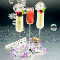 Champagne Soufflé