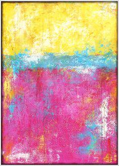 """""""bohemian butterfly"""" acrylic on canvas by Stella Hettner"""