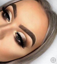 Charlotte tilbury, luxury makeup, sephora, huda be Makeup Eye Looks, Cute Makeup, Glam Makeup, Gorgeous Makeup, Pretty Makeup, Skin Makeup, Eyeshadow Makeup, Contour Makeup, Drugstore Makeup