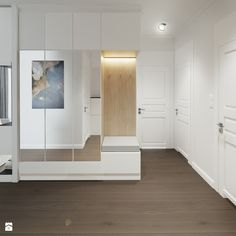 Pojemna szafa z siedziskiem - zdjęcie od Mohav Design