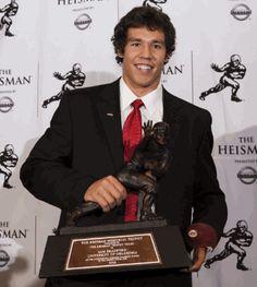 Sam Bradford Heisman Winner from the University of Oklahoma