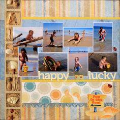 Happy-go-lucky - Scrapbook.com