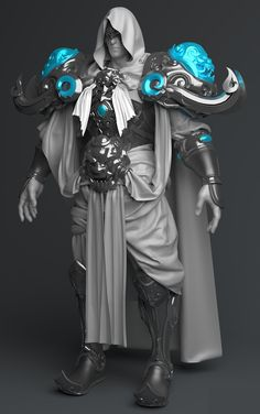 mdl, 大 朋友 on ArtStation at https://www.artstation.com/artwork/aO9X2