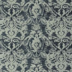 morel - indigo fabric | Royal Collection