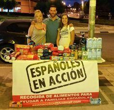 Los vecinos con sus aportaciones lo tienen claro, los españoles primero.
