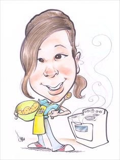 CARICATURES GIFTS ARE AVAILBLE FOR PURCHASE AT WWW.KAMANART.COM.   Yes!!  We can draw from your photos!