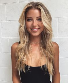 What about this hair for a natural brunette?