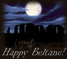 Am Beannachadh Bealltain (The Beltane Blessing) Bless, O threefold true and bountiful, Myself, my spouse, my children. Bless everything within my dwelling and in my possession, Bless the kine and c…