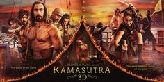 #Kamasutra3D Trailer: Seems like a Majestic Cinema