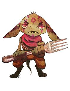 Hungry Goblin for Goblin Week… or maybe I'm just hungry. Day Let's keep this party going. Cute Characters, Fantasy Characters, Cartoon Characters, Fantasy Character Design, Character Concept, Character Art, Fantasy Inspiration, Character Inspiration, Goblin Art