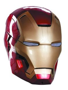 Iron Man 3 / Iron Man Mark 42 adult helmet (japan import)