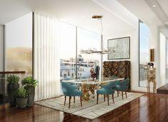 Luxury Hochwertige M bel Designer M bel Messing Beistelltisch Modernes Design Minimalismus Design Minimalist Decor Luxus M bel Samt Sessel u