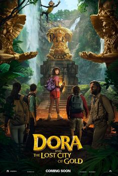 Title:Dora and the Lost City of Gold James Bobin Writers:Chris Gifford (based on the series created by), Matthew Robinson (screenplay by)Stars:Isabela Moner, Eva Longoria, Q'orianka KilcherGenres:Adventure Pikachu, Live Action, Die Muppets, Lost City Of Gold, Gold Movie, Films Hd, Coyote Ugly, Rambo, Isabela Moner
