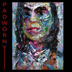 Oil Painting 12 by 16 by 3/4 in. / portrait original oil painting on original modern abstract art paint canvas