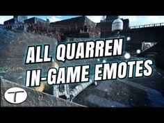 All Quarren in-game emotes    Todos los gestos    Star Wars battlefront