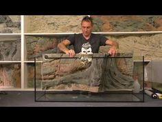 DIY Aquarium Fish Bridge - YouTube