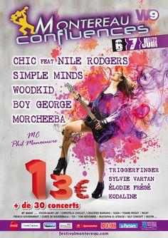 Festival de Montereau les 6 et 7 Juin 2014
