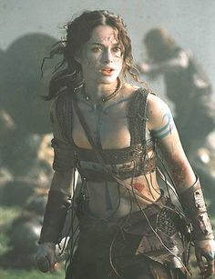 Keira Knightley as Guinevere