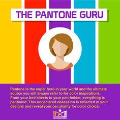 The Pantone Guru Designer