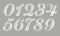 Foster Type / Dave Foster