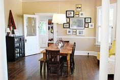 Favorite Paint Colors: Shaker Beige  The color we chose for our kitchen.