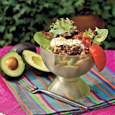 Fiesta Salad - 36 Quick Ground Beef Recipes - Southern Living