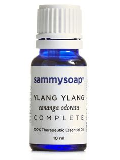 Essential Oil of Ylang Ylang Complete - Organic