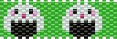 Kandi Patterns for Kandi Cuffs - Food Pony Bead Patterns