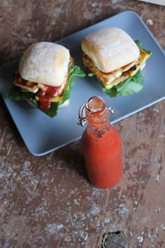 Gourmandises végétariennes: Erdbeerketchup (gift idea)