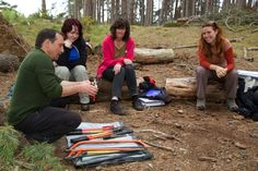 Wild things! Findhorn - Environmental Education  Our Woodland Activity Leader Training Dates are out for 2016. Book NOW