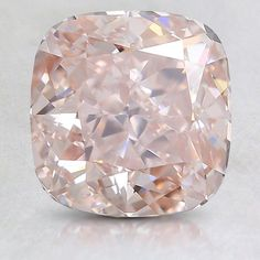 This 2.08 Carat 7.17 x 7.08 x 4.64 mm Pink Cushion Lab Created Diamond has been hand selected by our GIA-certified gemologists for its exceptional characteristics and rarity.