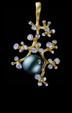 CORALS LIMITED EDITION PENDANT Jewellery Theatre: Jewellery pendants
