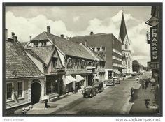 Kristiandsand 1940-tallet. Mittet