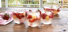Moscato Sangria Is Your Official Drink Of SummerDelish