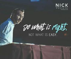 Nick Vujicic #Motivator #Quotes