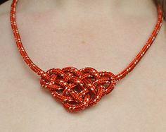 climbing rope Scotland celtic knot jewelry -
