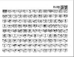 Catálogo de peças Renault Express