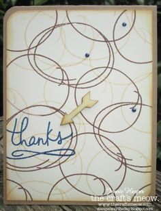 Stampin' Away the Day: The Craft's Meow July Blog Hop